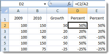 Getting your growth rates straight annual growth and cagr to calculate simple growth subtract the final number from the starting number and divide the result by the starting number then multiply by 100 if you ccuart Images