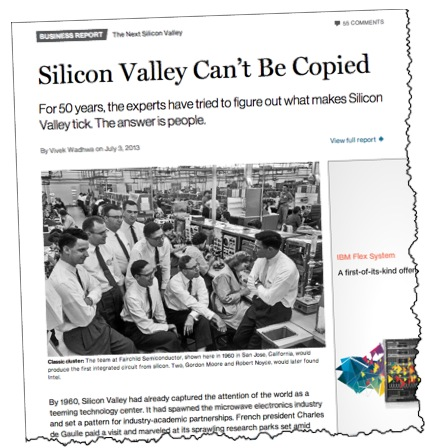 Silicon Valley MIT Technology Review