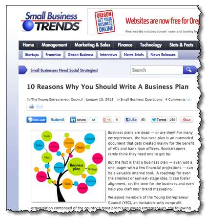 Good Reasons For Business Planning  Bplans