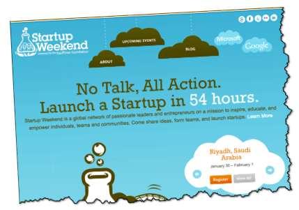 Startup Weekend startupweekend.org