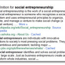 Define_Social_Entrepreneurship