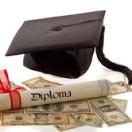 Diploma_dollars_shutterstock_38712694_Erwin_Wodicka
