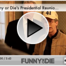 Presidents, Dead or Alive, and Funny Either Way
