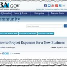 How to project expenses