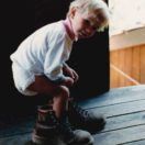 Kids with Boots