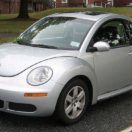 The Second Generation VW Beetle