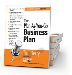 Plan-as-you-go Business Plan