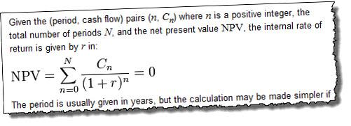 net present value investopedia