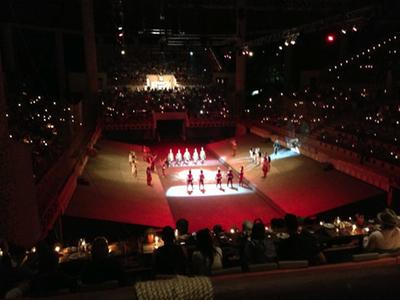 Xcaret Mexico Mayan Celebration New Baktun 12-22-12