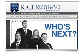 Rice Business Plan Contest