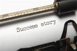 Business stories strategy milestones success