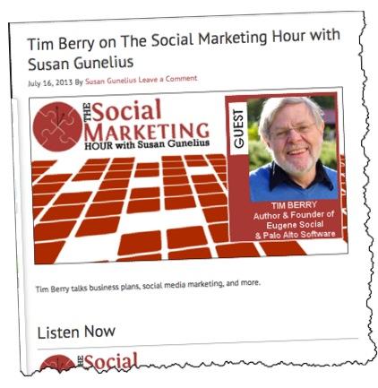 Business Planning Social Media Tim Berry Susan Gunelius