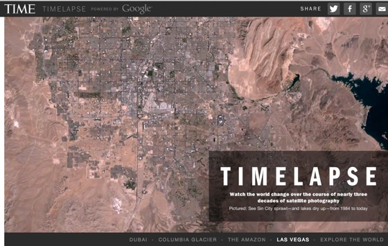 Time Inc Google Earth Engine