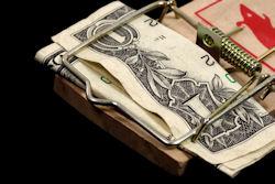 Cash Mousetrap