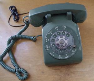 Telephone Circa 1970